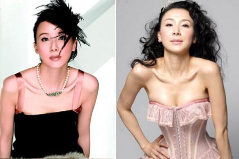 样是台湾公认的第一大美女